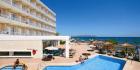 Klasse Hotelanlage – direkt am Strand…