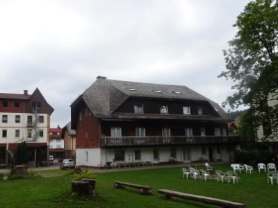 Schönwald - in luftiger Höhe