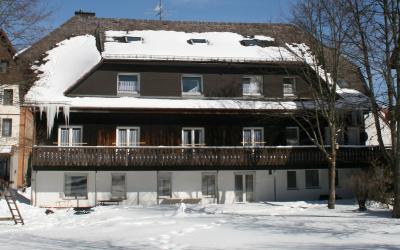 Schönwald – Schneevergnügen über Silvester