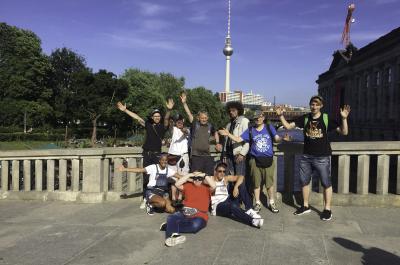 Berlin - sehen und erleben