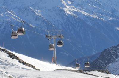 Obervellach - Gletscherbesuch zu Silvester