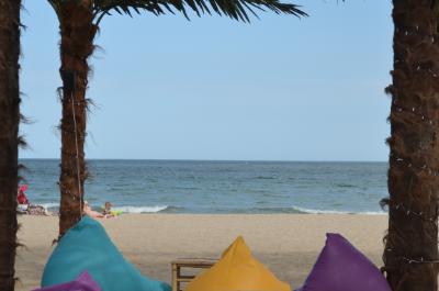 Sunny Beach - Weißer Strand am Schwarzen Meer