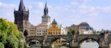 Die goldene Stadt an der Moldau